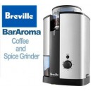 New Breville BCG450 BarAroma Coffee Burr Grinder