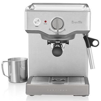 breville espresso machine repair manual